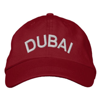 Dubai* Adjustable Hat