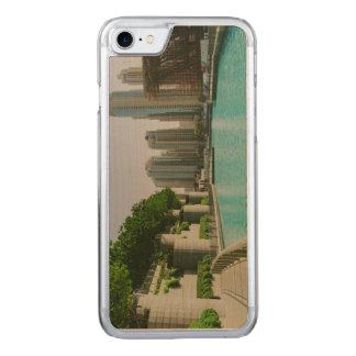 Dubai architecture carved iPhone 8/7 case