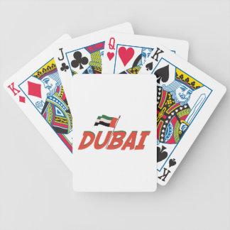 Dubai Bicycle Playing Cards