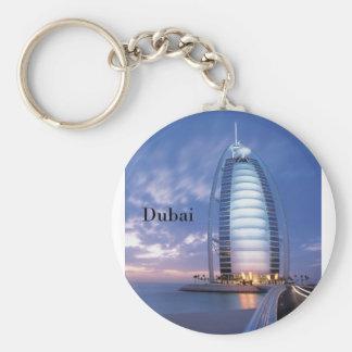Dubai Burj Al Arab Hotel (by St.K) Key Ring