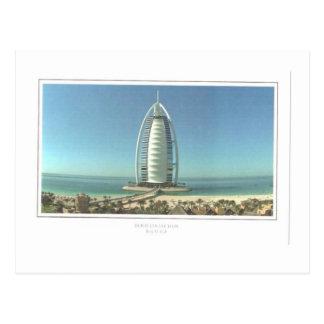 Dubai - Burj Al Arab Postcard