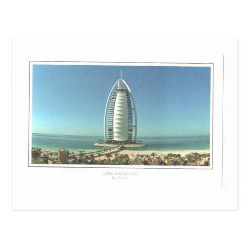 Dubai - Burj Al Arab Post Cards