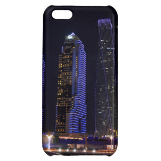 Dubai Cayan Tower at night iPhone 5C Cover
