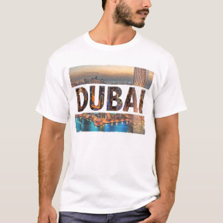 Dubai City Design Men's T-Shirt