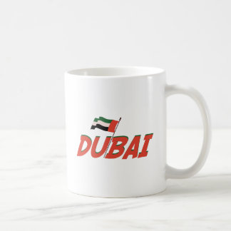 Dubai Coffee Mug