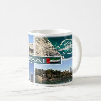 Dubai - coffee mug
