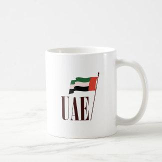 Dubai Flag UAE Coffee Mug
