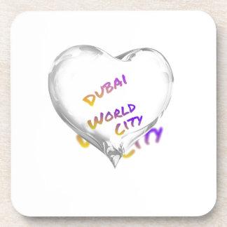 Dubai Heart, world city Coaster