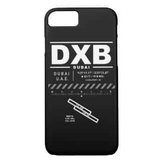 Dubai International Airport DXB iPhone Case