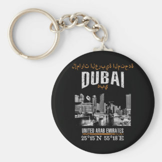Dubai Key Ring