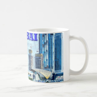 Dubai Metro Coffee Mug