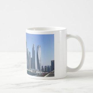 Dubai Sky Line Coffee Mug