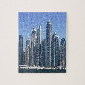 Dubai Sky Line Jigsaw Puzzle