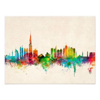 Dubai Skyline Photo