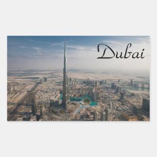 Dubai sticker Burj Khalifa
