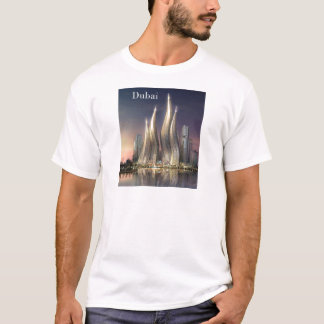 dubai Towers (by St.K) T-Shirt