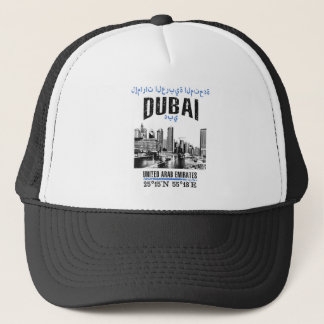 Dubai Trucker Hat