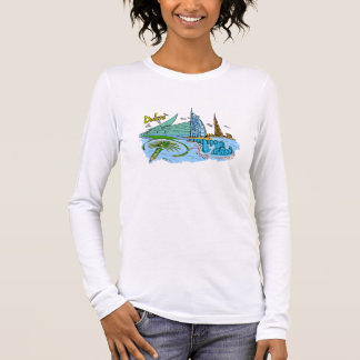 Dubai - United Arab Emirates.png Long Sleeve T-Shirt