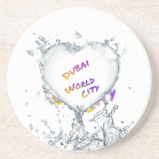 Dubai world city, Heart Water splash Coaster