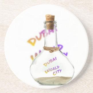 Dubai world city, Water Bottle Coaster