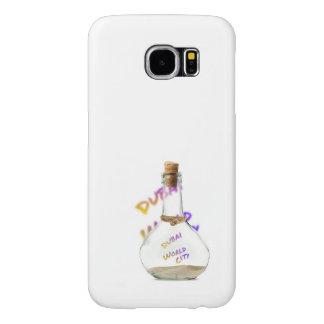Dubai world city, Water Bottle Samsung Galaxy S6 Cases