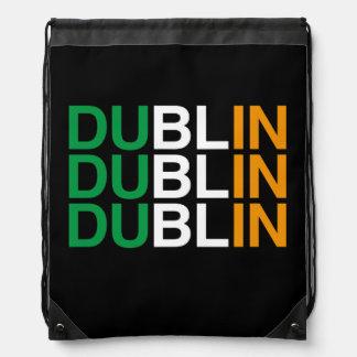 DUBLIN DRAWSTRING BAG