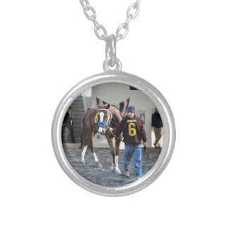 Dublin Girl by Dublin Silver Plated Necklace