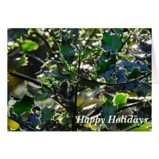 Dublin Green Holiday Card