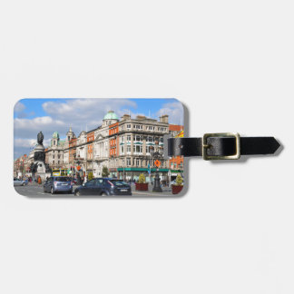 Dublin. Ireland Luggage Tag