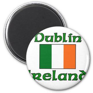 Dublin, Ireland Magnet