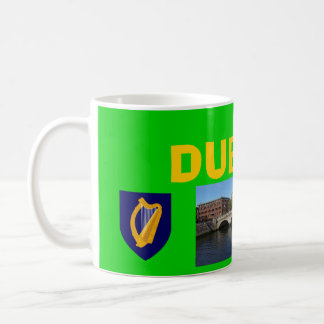 Dublin,* Ireland Panoramic Cup Mug