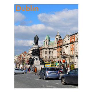 Dublin. Ireland Postcard