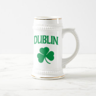 Dublin Irish Beer Stein