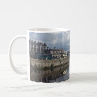 Dublin Riverbank Reflection Mug