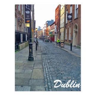 Dublin Street Postcard