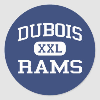 Dubois Rams Elementary Dubois Wyoming Stickers