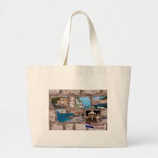Dubrovnik Large Tote Bag