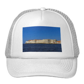 Dubrovnik old city, Croatia Cap