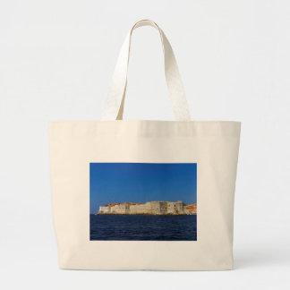 Dubrovnik old city, Croatia Large Tote Bag