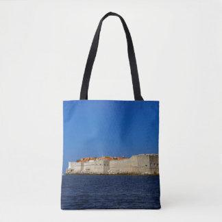Dubrovnik old city, Croatia Tote Bag