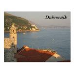 Dubrovnik Post Card