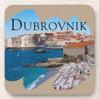 Dubrovnik with a View Coaster