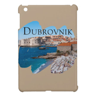 Dubrovnik with a View iPad Mini Cases