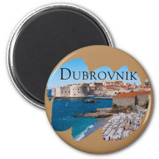 Dubrovnik with a View Magnet