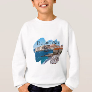 Dubrovnik with a View Sweatshirt