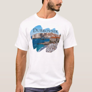 Dubrovnik with a View T-Shirt