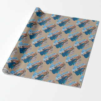 Dubrovnik with a View Wrapping Paper