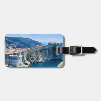 Dubrovnik's Old City Luggage Tag