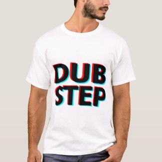 Dubstep 3D text dub step T-Shirt