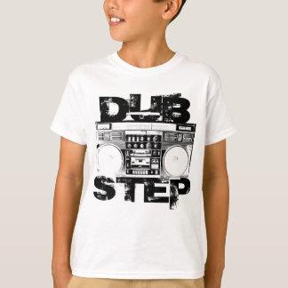 Dubstep Black Boombox T-Shirt